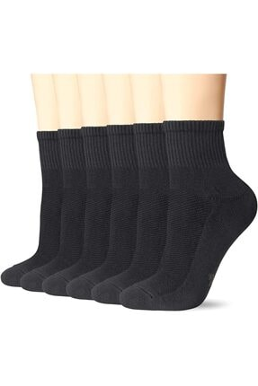 SOCKSHION Sport Ultra Soft Lastikli Unisex Yarım Havlu Patik Çorap