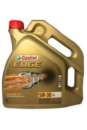 CASTROL Edge Ll 5w30 4 Lt. Üretim 2020