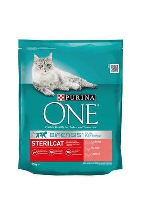 Purina One Sterilised Somonlu Kısırlaştırılmış Kedi Maması 800 gr