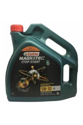 CASTROL Magnatec 2021 Üretim Stop-start 5w-30 A5 4 Litre 2021 Üretim Motor Yağ