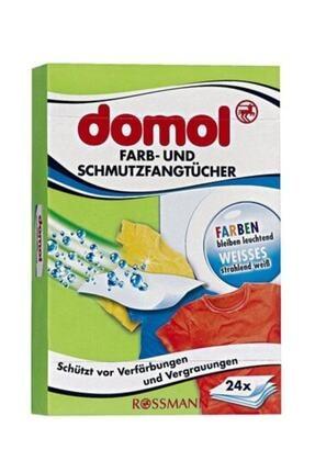 DOMOL Renk Ayırıcı Bez 24 Adet