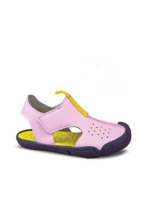 Ceyo Kız Çocuk Pembe Sandalet