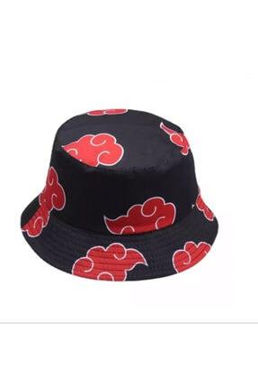 Köstebek Naruto Shippuden: Akatsuki Clouds Kolaj Bucket Şapka