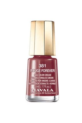Mavala Bordo Rouge Forever Oje 381