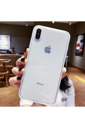 Molly Iphone Xs Max Uyumlu Crystal Süper Şeffaf Silikon Kılıf