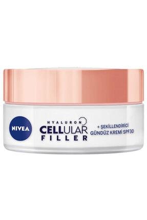 Nivea Hyaluron Cellular Filler + Şekillendirici Yaşlanma Karşıtı Gündüz Kremi 50 ml
