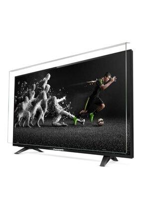 SOLİDCLASS 3mm Hitachi 65inç Tv Ekran Koruyucu / Ekran Koruma Paneli