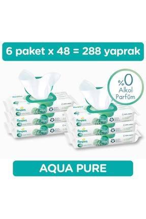 Prima Islak Havlu Aqua Pure 48*6 (288 Yaprak)