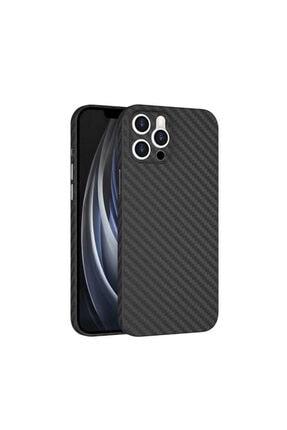Apple Iphone 11 Pro Max Uyumlu Kılıf Wiwu Skin Carbon Ultra Thin Pp Case