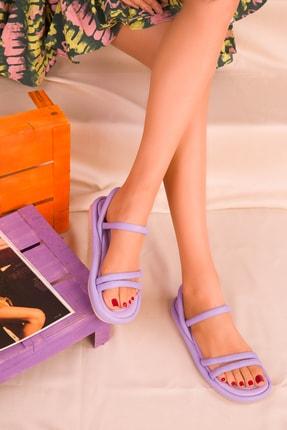 SOHO Lila Kadın Sandalet 16376