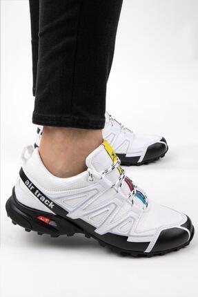 AIRTRACK Erkek Outdoor Trekking Ayakkabı Memory Hafıza Tabanlı Sneaker Yürüyüş Ayakkabısı