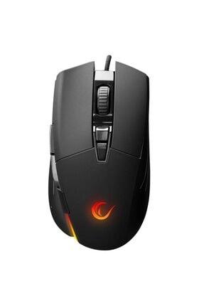 Rampage Smx-52 Broker Usb Siyah Rgb Işıklı 7200 Dpi Gaming Oyuncu Mouse