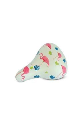 vona Çocuk Bisikleti Selesi Sele Koltuk Flamingo