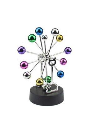 c-alışveriş Dönen Renkli Mıknatıslı Manyetik Dünya Küre