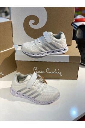 Pierre Cardin Unisex Beyaz Çocuk Spor Ayakkabı Pc-30054