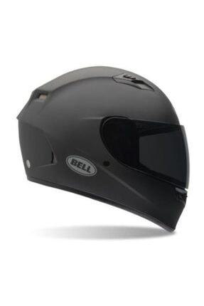 Bell Qualifier Solid Mat Siyah Motosiklet Kaskı Full Face