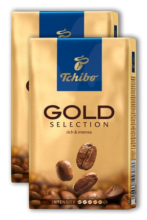 Tchibo Gold Selection Öğütülmüş Filtre Kahve 2 x 250 gr