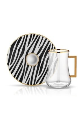 Koleksiyon1 Koleksiyon Dervish Kulplu Çay St 6 Lı Zebra
