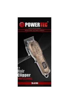 Powertec J297 Tıraş Makinesi Tr 6700