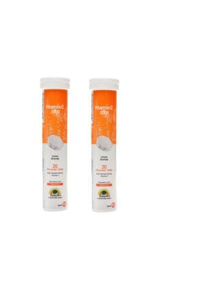 Sunlife Vitamin C 1000 Mg 20 Tablet 2 Adet