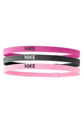 Nike Unisex Saç Bandı -  Elastik Saç Bandı 3 lü Paket - NJN04-944