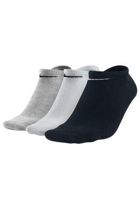 Nike Unisex Çorap U Nk Ltwt Ns 3Pr-Value - SX2554901
