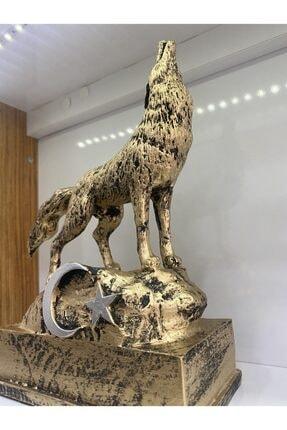 heykelcim Ofis/ev Hediyelik Eşya Bozkurt Heykeli