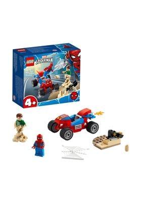 LEGO Marvel Super Heroes Spider-Man vs Sandman 76172