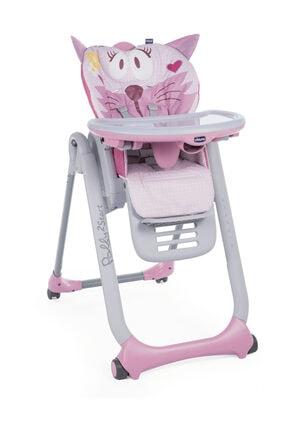Chicco Pembe Polly 2 Start Mama Sandalyesi