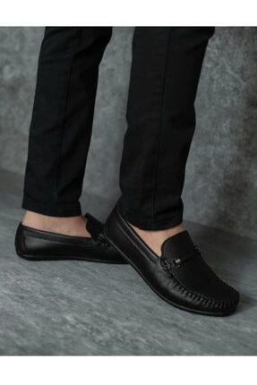 Erciyes Siyah Erkek Günlük Rahat Ayakkabı