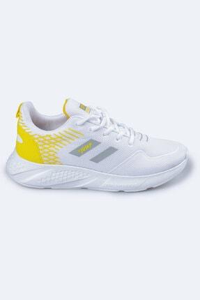 Jump Kadın Beyaz Spor Ayakkabı 26263