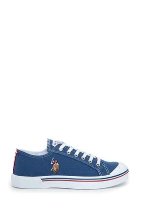 U.S. Polo Assn. Mavı Erkek Sneaker