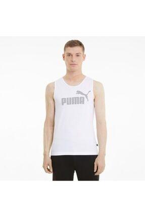 Puma 534401701 Mens Tank Top White Spor Atlet