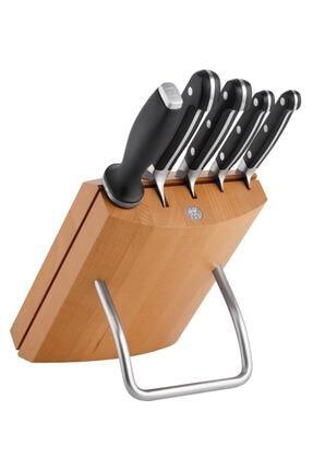 ZWILLING Doğal Ahşap Bloklu Bıçak Seti  6 Parça 384370000