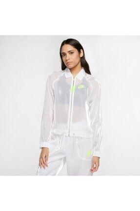 Nike Kadın W Nsw Air Jkt Sheen Ceket