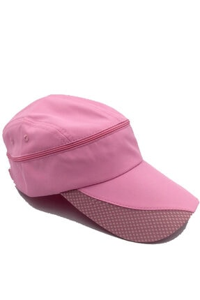 Stone Ünisex Uv Koruyucu Vizör Kasket Siperlik Tenis-koşu-sporcu Şapka