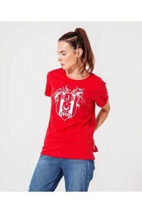 Beşiktaş Logo Kadın T-shırt 8920125