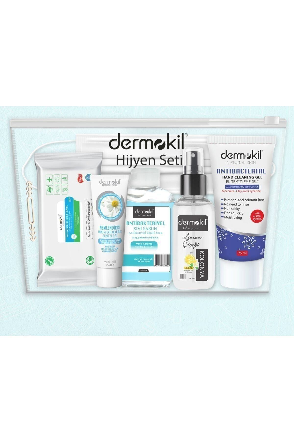 Dermokil Hijyen Paketi 1