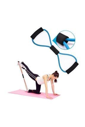 EKPA Plates Egzersiz Direnç Lastiği Vücut Şekillendirici Sıkılaştırıcı Direnç Güç Lastiği