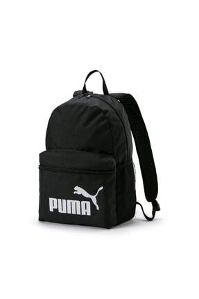 Puma Phase Backpack Siyah Unisex Sırt Çantası 100351334