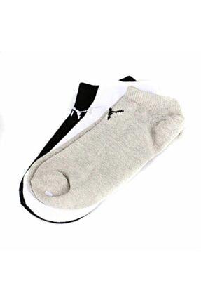 Puma Sneaker-v 3'lü Çorap - 88749704