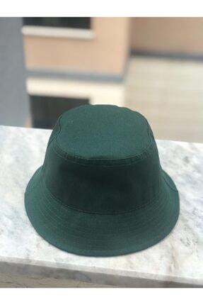 Safari Yeşil Bermuda Şapka