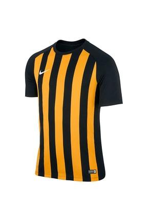 Nike 832976-010 Striped Segment III Kısa Kol Futbol Forma