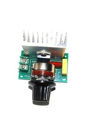 Knmaster 220 Volt 4000 Watt Motor Hız Kontrol Devresi / Dimmer