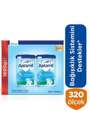 Aptamil 3 Devam SütüMega Paket 2x800 g 9-12 Ay