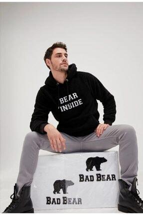 Bad Bear Erkek Bear Siyah Peluş