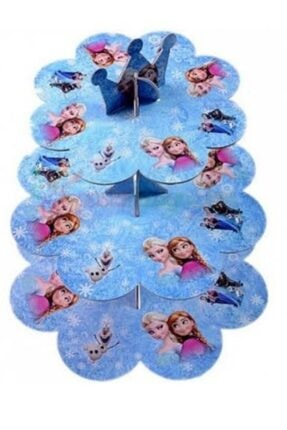 Happyland Frozen Cupcake Standı