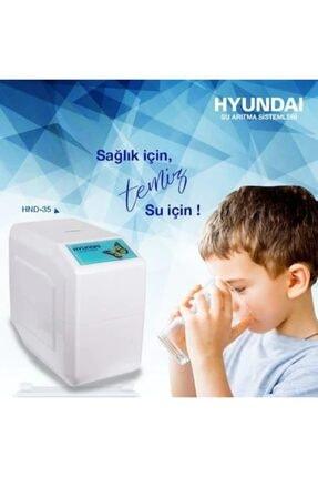 Hyundai Kapalı Kasa Tezgah Altı Su Arıtma Cihazı
