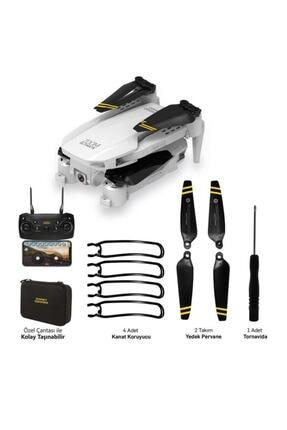 Corby Cx017 Wifi Çift Kameralı Katlanabilir 1080p Drone
