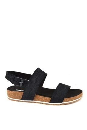 Timberland Kadın Siyah Sandalet
